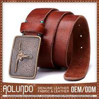 Newest Leather Belt Strap On For Men
