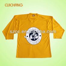 Yellow hockey jersey&custom hockey jerseys no minimum,jersey hockey