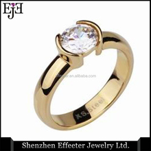 Wedding Gifts Any Shape, Any Size Available for 2015 Fashion Gold Wedding Rings
