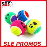 Wholesale pet dog tennis ball with teeth dog toy 2015