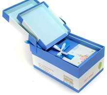 Fancy Mother's Day Gift Packaging Cardboard Box for Shirts