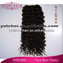 AAAAA cheap raw unprocessed 100% jerry curl unprocessed brazilian virgin hair