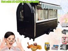 Jancole JC-1175A-1 mobile food trailer /food van/Mobile food cart
