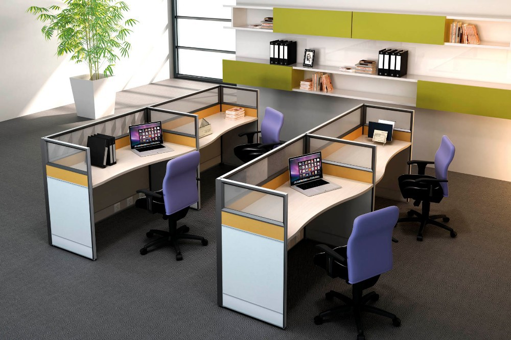 office furniture office desk with partition office furniture product