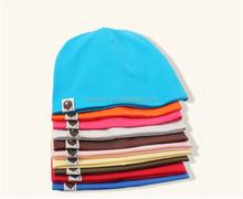 baby hat baby cap infant cap Cotton Skull Caps