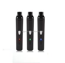 latest portable dry herb vaporizer with temperature display hebe vapor vaporizer pen titan 1/ titan 2