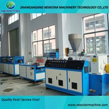 PVC foam core profile making machine new technology