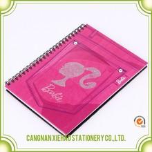 Quality Grain Leatherette certificate holder kinds office folder