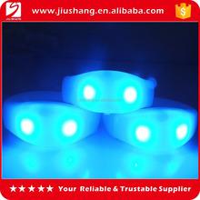 Party favor LED bracelet glow in dark