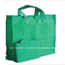 2012 Guangdong foldable non woven bag