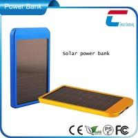 1800mAh Solar Battery Operated Power Bank