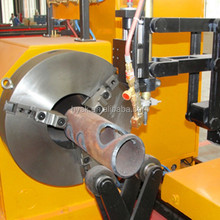 Gas and Plasma Torch CNC Pipe Cutting Machine