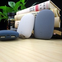 promotional power bank stone power bank 6000mah travel charger