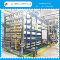 EDI + RO system salt water desalination water treatment plant made in china