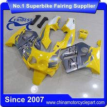 FFKHD027 Motorcycle Fairings For MC19 Grey And Yellow