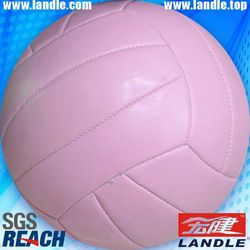 soft hand feeling colourful inflatable volleyball