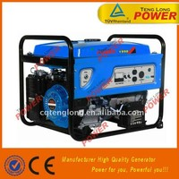 HOT SALE portable silent cheap electric generator set