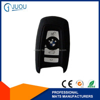 high quality silicone car key cover for BMW