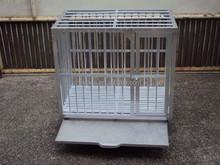 Aluminum Dog Cage DC-005