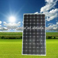 MS-Mono-190w 200W solar panel,solar module