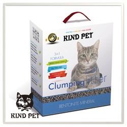 cat litter wholesale 3 in 1 Formula cat sand