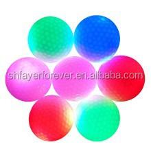 new style LED golf ball