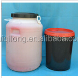 Two components pu glue for filter