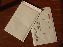 Kraft Bubble Mailer Bags With Self Adhesive Seal For Express