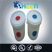 Good Adhesion Clear Silicone Glue For Power Supply And Power Module