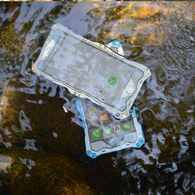 for iphone 6 Waterproof aluminum gorilla metal cell phone case OEM offer