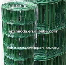 Cerca de euros/de malla de alambre de la cerca/fabricación