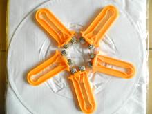 Arrugador alambre marco bee hive uso