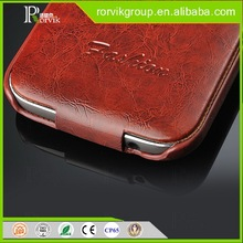 2014 best selling fashionable flip mobile phone case 5s wholesale for HTC M8