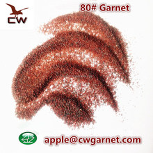 abrasive garnet sand 60 80 100 120 for waterjet cutting machine