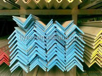 Powder coated Slotted Steel Angle/Steel Angle/Slotted Angles