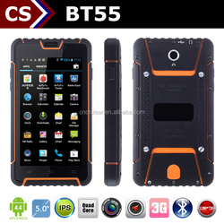Cruiser BT55 b65 1280*720 android 4.4.2 NFC outdoor military Ip67 Mobile Phone Waterproof