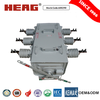 FLW34 series Outdoor High-voltage SF6 Gas insulated Pole-mounted Load Break Switch With anti-explosive device