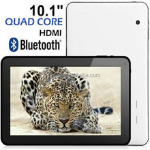 Boxchip A31S Quad Core Tablet 10 Inch Android 4.4 With Webcam WIFI Bluetooth CE ROHS