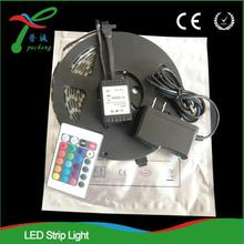 Responsible for After Service long lifespan waterproof connection led strip rgb