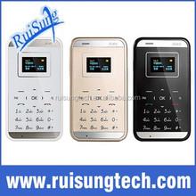 Arabic Keyboard!!!!AIEK M7 Card Mobile Phone 4.5mm Ultra Thin Pocket Mini Phone Dual Band Low Radiation Card phone