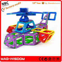 Magnetic Children Building Shapes Toy