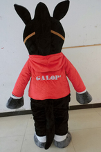 2015 Highly Quality Custom made Horse Mascot Costume