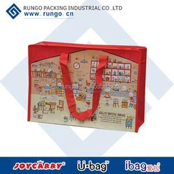 2014 china wholesale reusable shopping bag