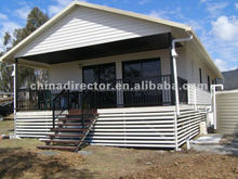 good price and quality steel structure or construction prefabricated houses