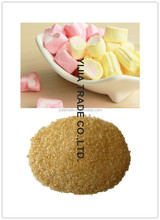 Gelatin 160 bloom for marshmallow powder bulk made of bovine hide prompt delivery made in China