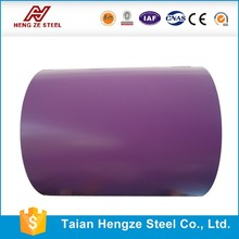 Factory offer Colorful zinc coated / pre-painted gi galvanized metal roof tile /sheet