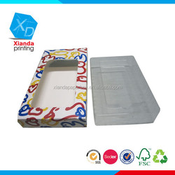 customized decorative cell phone case packaging