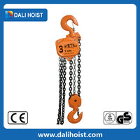double chain hoist/ manual operated chain block small chain block