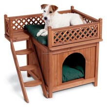 Sell Wooden Dogs House With Stairs