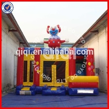 China 2014 big inflable bounce casas para la venta, baratos bounce casas